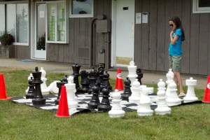 giant chess - web