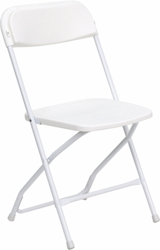 white chair detail component rentals maryland folding tables chairs tents p virtuemart plastic