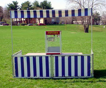 Carnival Booth Rentals - Half Booth - Folding Carnival Game Booth - Tent - Food Concessions - Rental - Maryland - MD - DC - VA - Virginia & Carnival Booth Rentals - Half Booth - Folding Carnival Game Booth ...