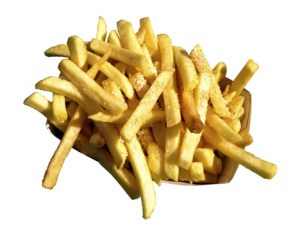french fries - web
