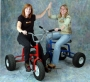 giant trikes sharon and shelley - web