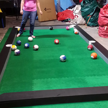 mashes poolball table bud and article event budweiser pool up marketer soccer