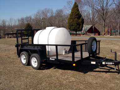 Water Tank Trailer >> Water Buffalo Trailer Portable Water Tank Station Event Rentals Md