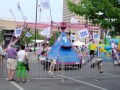 dixie swing ride at event